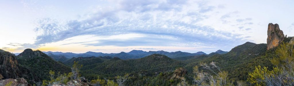 warrumbungle-ranges